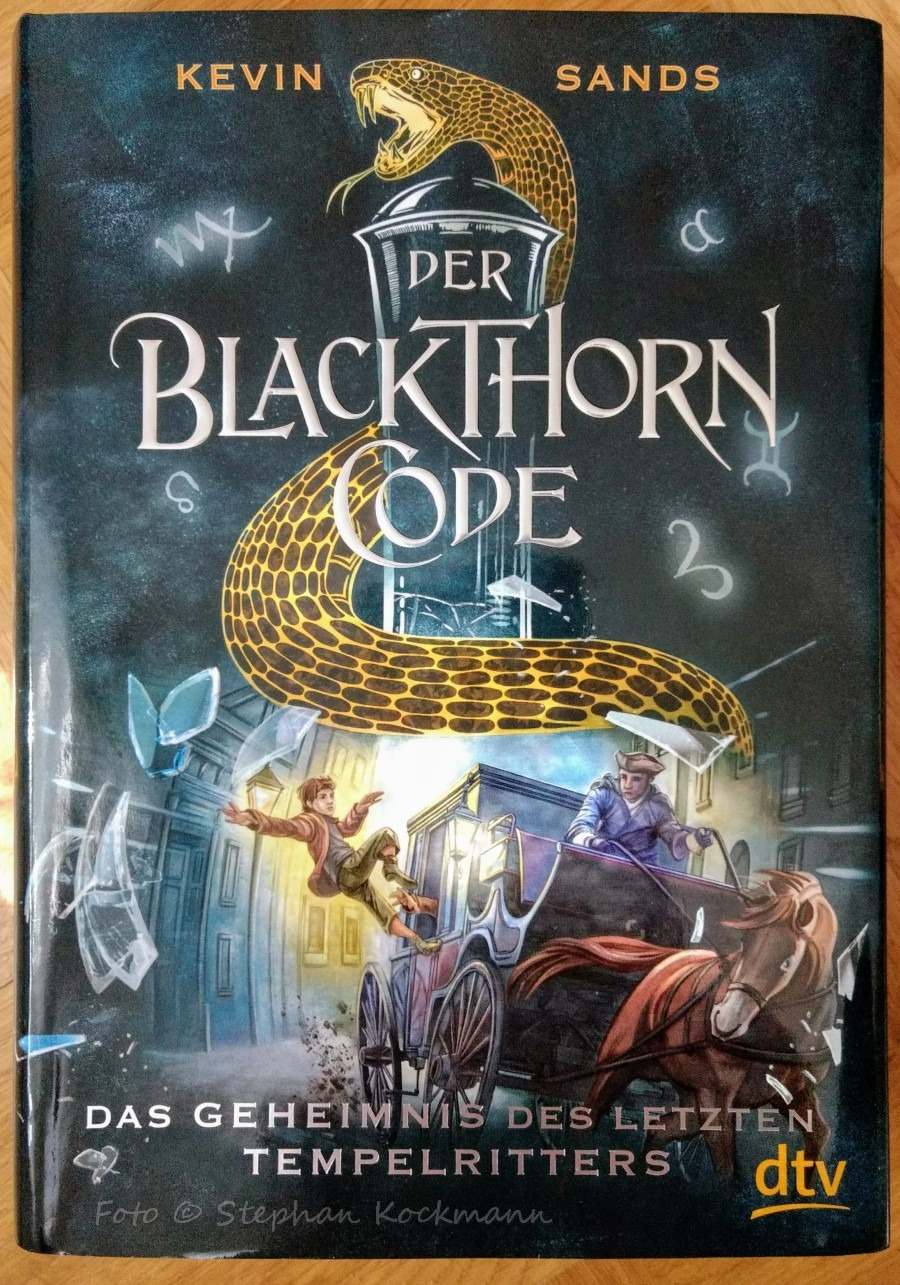 Kevin Sands, Der Blackthorn Code- Teil 3