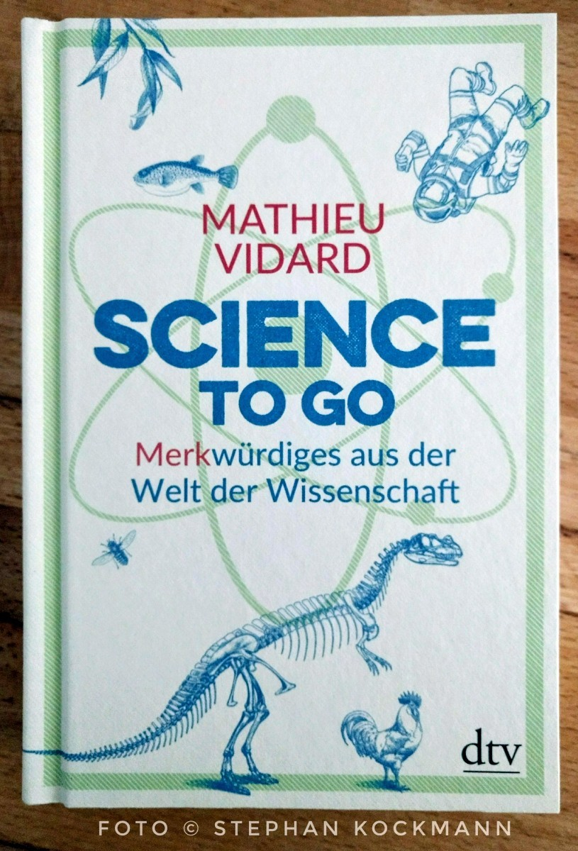 Mathieu Vidard: Science to go